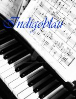 Piano 1 by Indigoblau