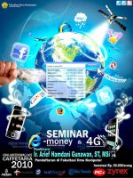 Seminar 4G ne money by foxcun by Foxcun