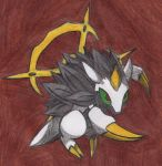 Sandslash is an Arceus by MadHatter-Himself