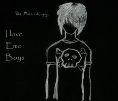 I love Emo Boys by queendianna1029