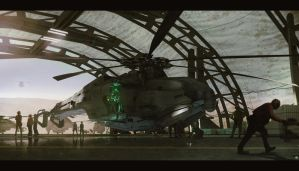 Helicopter Transport concept by bradwright