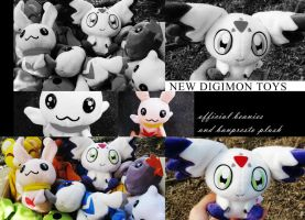 Digimon Collection Update by digiegg