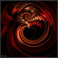 I Heart Spirals by Mookiezoolook