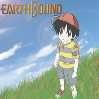 EarthBound Anime by GamerBlueX