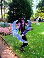 Illidan cosplay by tofuhara