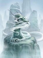 Sage Dragon by joelhustak