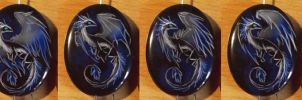 Black stone - commission details by AlviaAlcedo