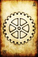 WRD: Ace of Cogs by TormentedArtifacts
