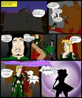 Deviant Universe: March Challenge #1 Page-1 by Starfighterace-421
