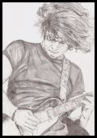 Ray Toro by cafeinne