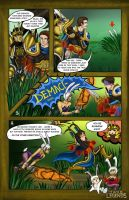 League of Legends -- Comic LoLz by Aiseya