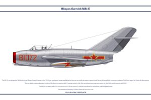 MiG-15 China 5 by WS-Clave