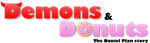 Demons and Donuts logo by Drewdini