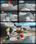 Merboys Issue 5 Page 25 by CartoonJohnStudios