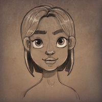 Girl by patione