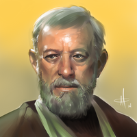 Obi Wan To Know Me by mattolsonart