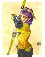 FableCaster-Aelita by GameGoddess33