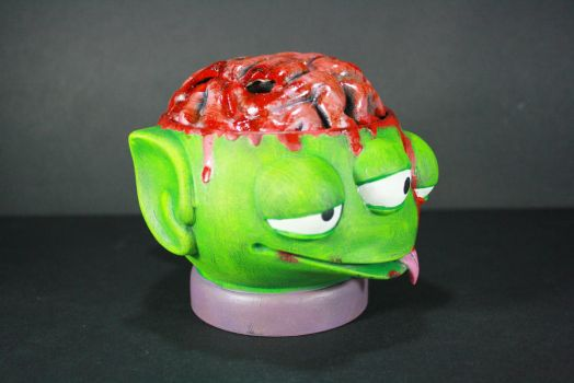 Toy Story Alien Pen Holder by kodykoala