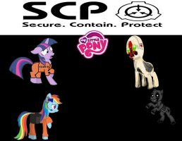 Mlp Scp by TrixieLulamoon11
