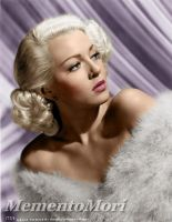 Lana Turner by M3ment0M0ri