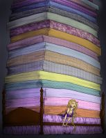 Princess and the Pea by odduckoasis