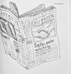 the sunday paper by thenata