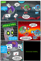 Fallout Equestria: Shining Hearts Page 5 of 10 by alfredofroylan2