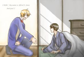 APH_First Meeting by d-davi