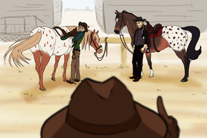 Howdy by Mendokusee