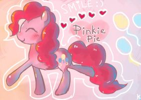 pinkie by BerryDrops