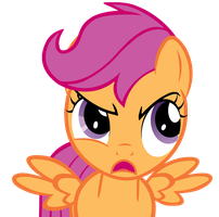 Scootaloo by Rezhor