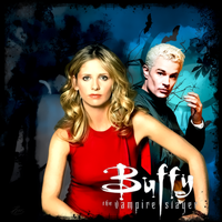 Buffy and Spike by PZNS