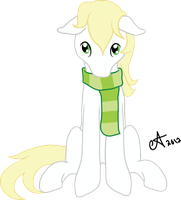 My Little Pony OC Clover by Amaya-Fanel
