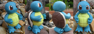 Pokemon Squirtle by Alexananandra