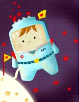Spaceman by darklady82