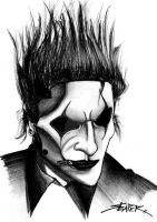 Jim Root by reaper-555