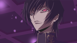 Lelouch Lamperouge by Toshiharu