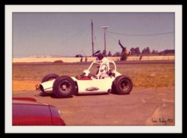 Sprint Car 1973 -2 by StallionDesigns