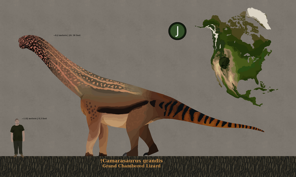 A single scoop Vanilla Sauropod without the cone by Paleop