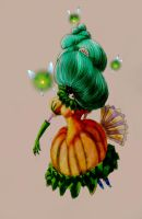 Queen of Clovers by ParanoiaEngine