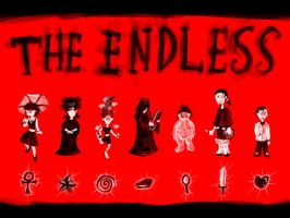 The Endless Wallpaper by Platynews