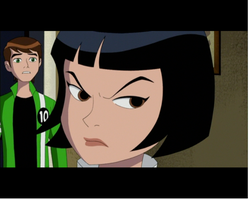 Ben 10 Ultimate Alien Julie Screenshot by Gearoidmcnaught