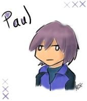 Chibi Paul by Ildri
