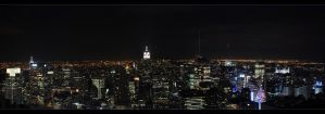 New York - Top Of The Rocks 01 by skymax2k