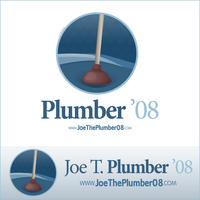 Joe The Plumber '08 by SlimTrashman