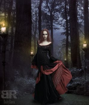 Witching Hour by BabyRuca