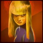 X-MEN ~ Illyana by GHDrisdale