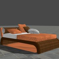 Another bed by Sereda-Hawke