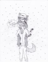 christmas contest for wolftales1 by meworangenya22