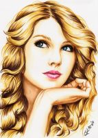 Taylor Swift three by Togusa76